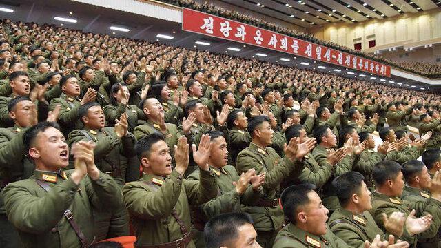 کره شمالی کنفرانس کهنه سربازان جنگ کره را برگزار می نماید