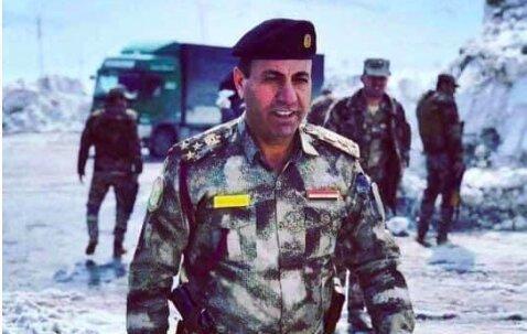 کشته شدن 20 تن از جمله 2 افسر عراقی در حمله پهپادی ترکیه در اربیل