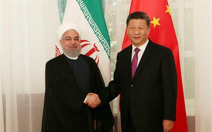 روحانی: امضای قرارداد 25ساله ایران و چین گامی عظیم برای پیشبرد منافع مشترک است