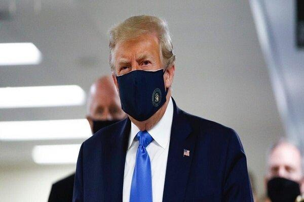 فضای سنگین و پرالتهاب کاخ سفید در پی ابتلای ترامپ به کرونا
