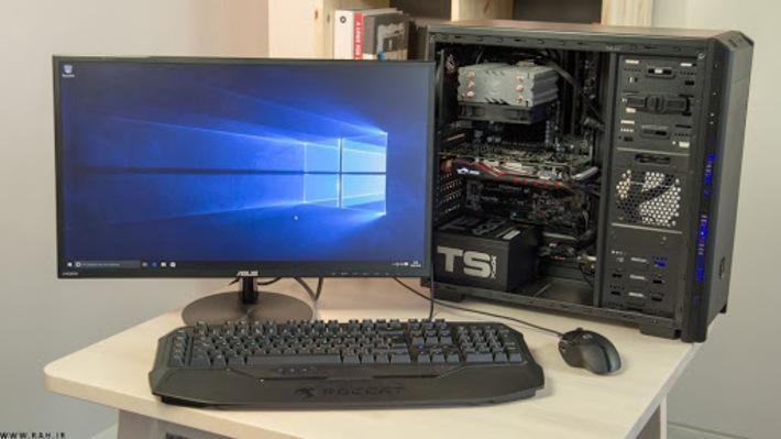 8 اشتباه در نگهداری از کامپیوتر
