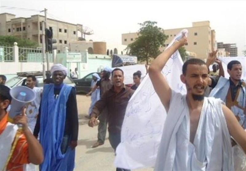مردم موریتانی خواهان بسته شدن سفارت فرانسه و اخراج سفیر فرانسوی شدند