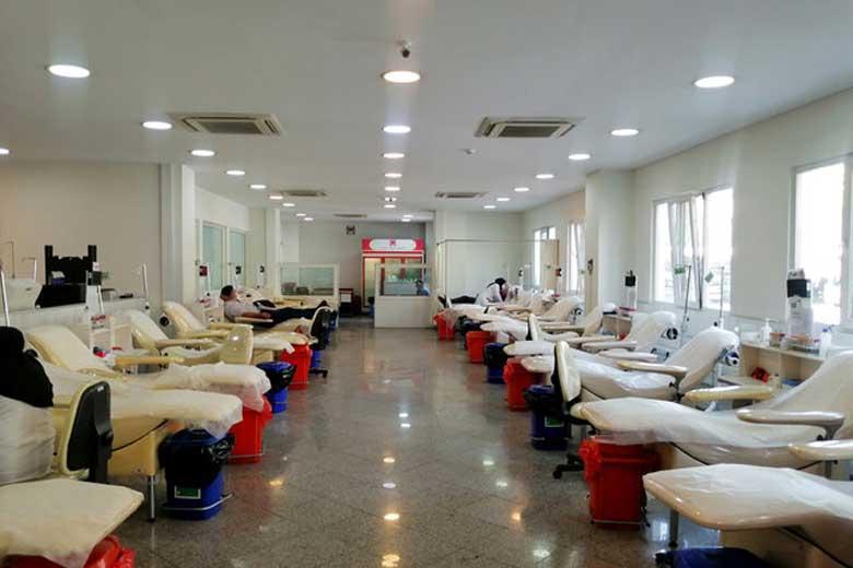 کاهش شدید ذخایر خونی در پایتخت و درخواست از شهروندان