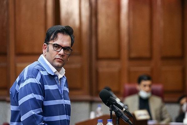 متهم امامی: هر حکمی برایم لازم الاجراست، از رسانه ای شدن و دوربین ها ناراحت هستم