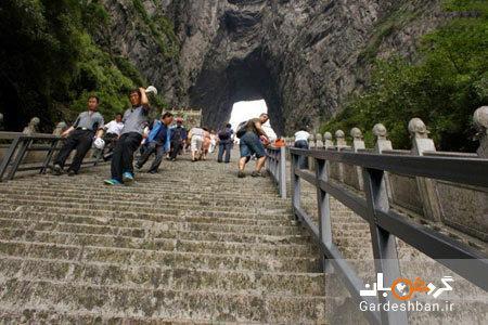 دروازه بهشت در چین