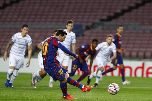 پیروزی بارسلونا و یووه در شب شکست PSG
