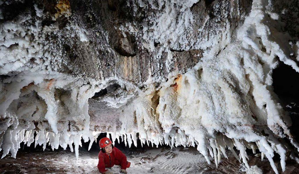 غار نمکدان قشم، طولانی ترین غار نمکی در دنیا