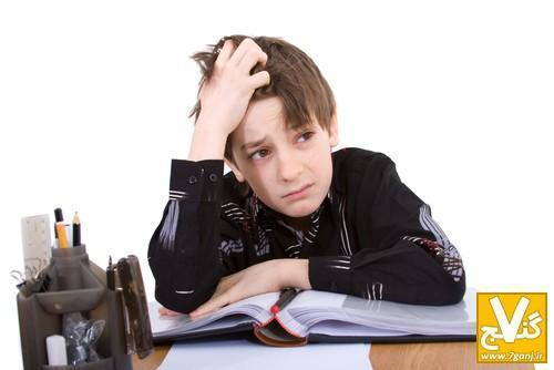 چرا بچه ها بعضی مطالب را یاد نمی گیرند یا به یاد نمی آورند؟