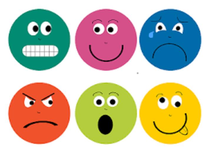 انواع مختلف هیجان پایه و تاثیر آن ها بر رفتار افراد