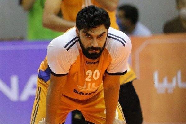 صفایی تیم والیبال سایپا را به مقصد قطر ترک کرد