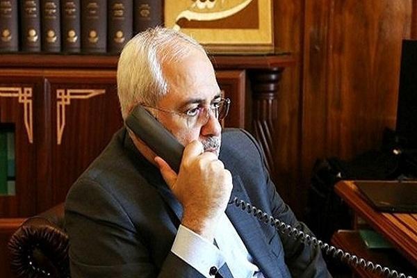 گفت وگوی تلفنی وزیر خارجه قطر با ظریف