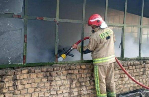 آذرماه نسبتاً آرام در قرچک، پوشش 85 مورد حوادث توسط آتش نشانی قرچک
