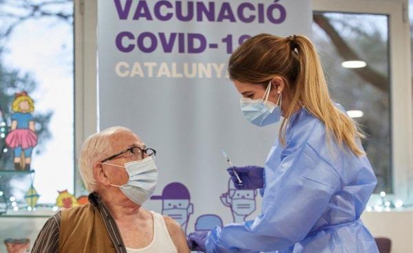 تهیه لیست واکسن نزن ها در اسپانیا
