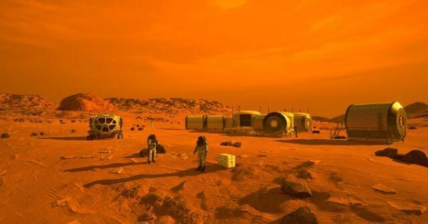 روش جدیدی برای تبدیل متان به سوخت موشک در مریخ