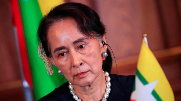 آنگ سان سوچی، رهبر میانمار بازداشت شد