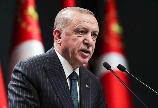 اردوغان: تغییر قدرت در ارمنستان باید از سوی مردم باشد نه ارتش