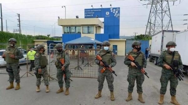 خبرنگاران شورش در زندان های اکوادور دستکم62 کشته به جا گذاشت