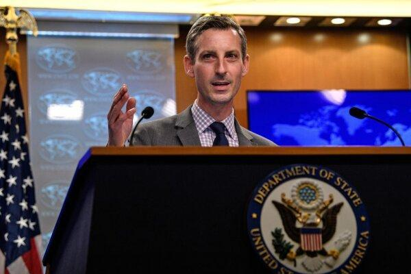 سخنگوی وزارت خارجه آمریکا خواهان توقف جنگ یمن شد