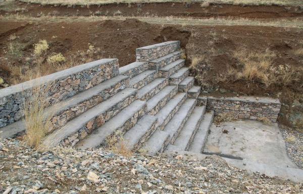 خبرنگاران 6 طرح آبخیزداری در شهرستان ری به بهره برداری رسید