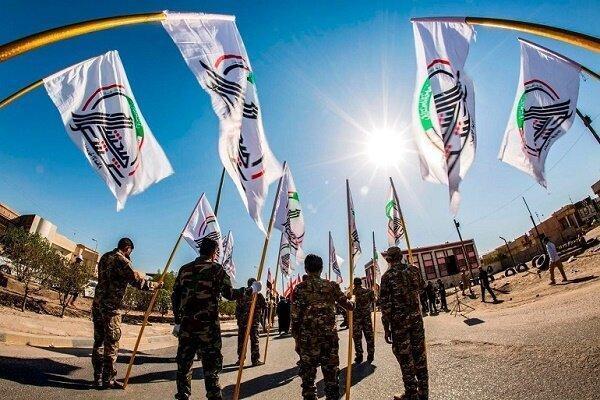 تحرک نظامی نیروهای حشد شعبی در پایتخت عراق کذب محض است