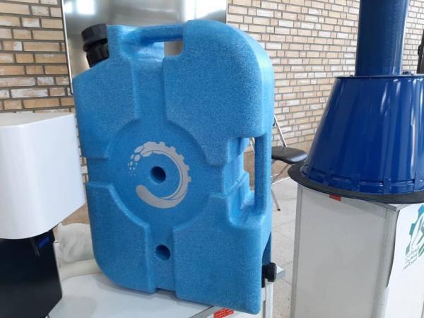 تصفیه آب در هنگام وقوع سیل و زلزله با گالن نانویی دانش بنیان