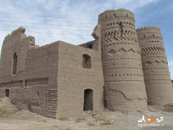 قلعه تاریخی روستای قلعه شهید، عکس