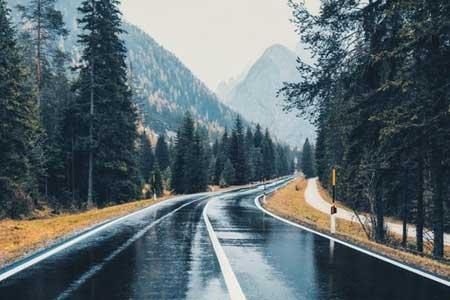 بارش باران در جاده های 8 استان ، انسداد 12 جاده به دلیل کاهش ایمنی در جهت