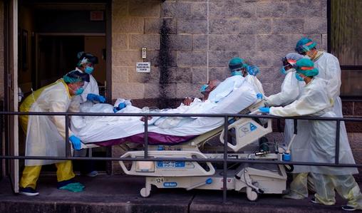 چند هزار از کادر درمان تا کنون جان خود را از دست داده اند؟