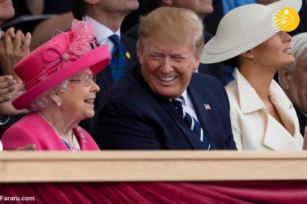 (تصاویر) ملاقات ملکه انگلیس با 12 رئیس جمهور آمریکا