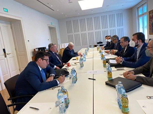 رایزنی ایران و روسیه پیش از نشست کمیسیون مشترک برجام