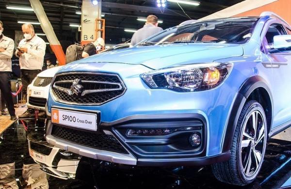 آنالیز مهمترین مشخصات فنی و امکانات خودرو آریا نخستین کراس اوور ایرانی