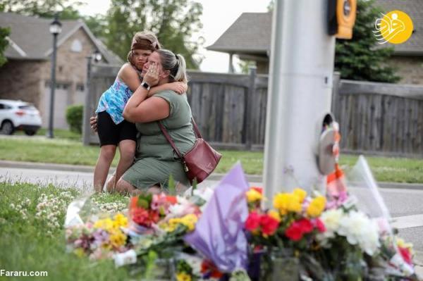 (تصاویر) کانادا در سوگ قتل فجیع 4 عضو یک خانواده مسلمان
