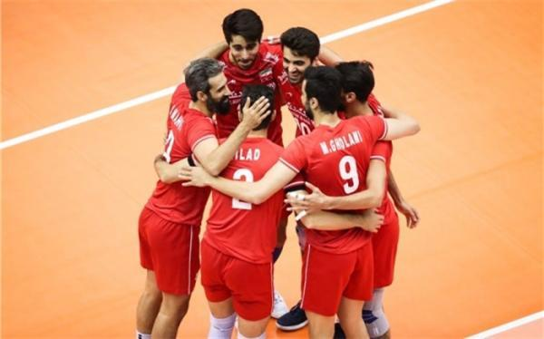 لیگ ملت های والیبال؛ ترکیب ایران برای دیدار با بلغارستان اعلام شد