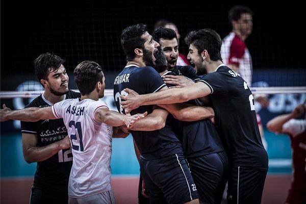 ترکیب والیبال ایران برای بازی با آرژانتین تعیین شد