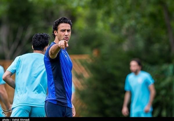 توصیه مجیدی به بازیکنان در آستانه بازی با گل گهر، تماس باشگاه با دیاباته