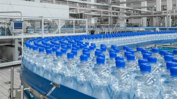 تولید آب بسته بندی در ایران صادرات محور نیست