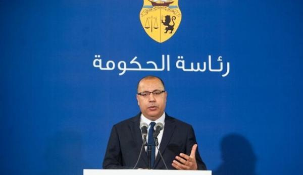 نخست وزیر تونس کرونا گرفت