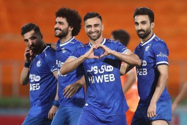 لیگ برتر فوتبال، استقلال 2 - 0 سایپا