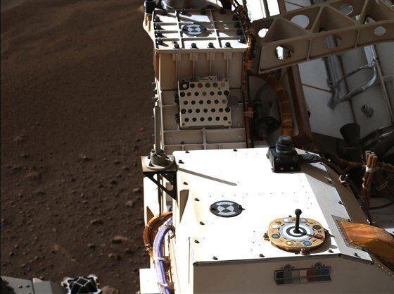اولین صداهای ضبط شده از مریخ منتشر شد