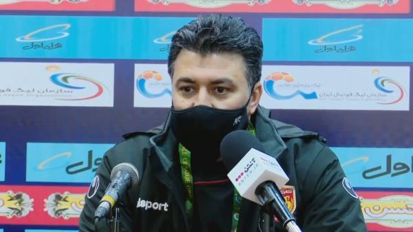 نوازی: تیم های فوتبال پدیده و نفت مسجدسلیمان احتیاج مبرمی به 3 امتیاز دارند
