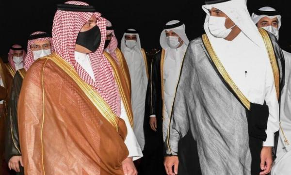 تور دوحه: سفر وزیر کشور عربستان سعودی به قطر