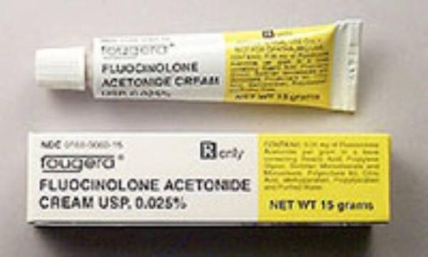 فلوئوسینولون (FLUOCINOLONE)